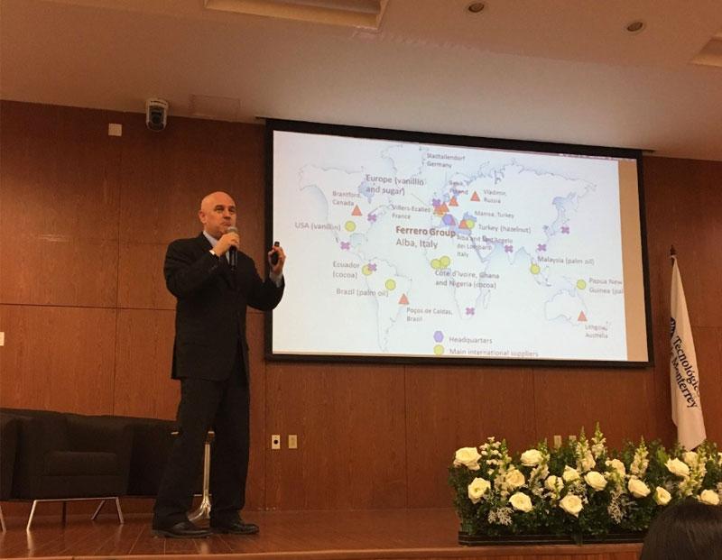 Téc Monterrey | Logistics of Things